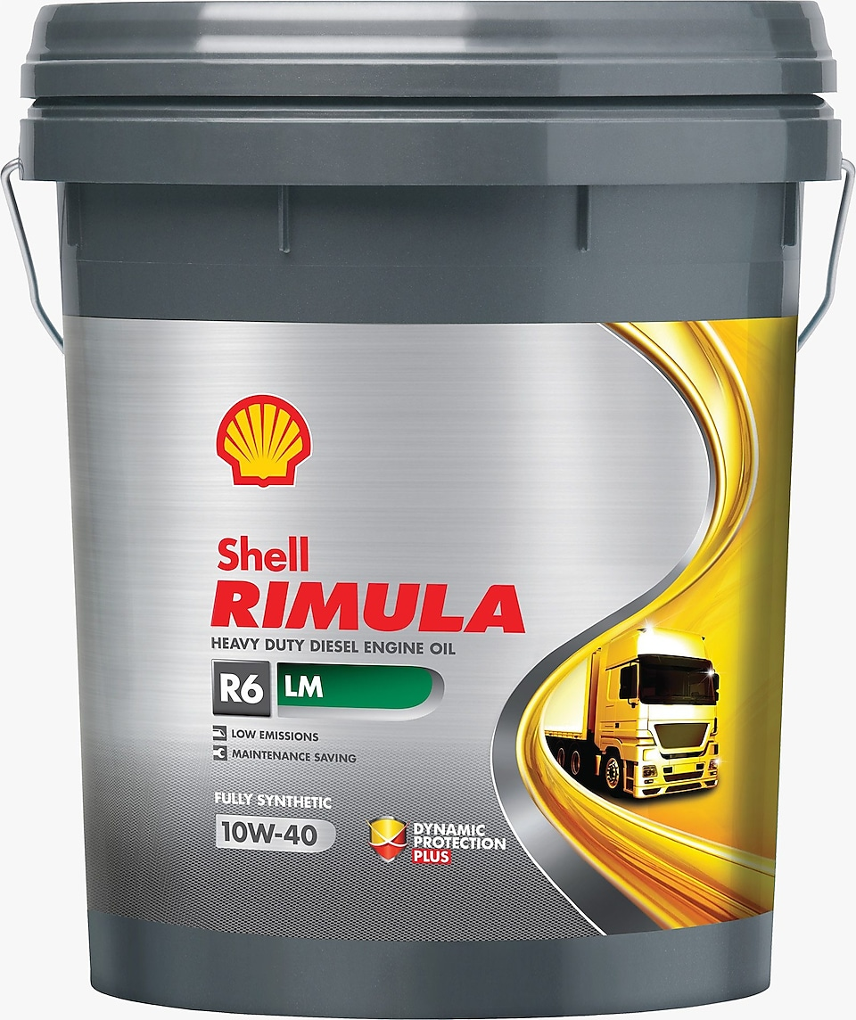 Heavy-duty diesel engine oils, Rimula R6 LME 5W 30