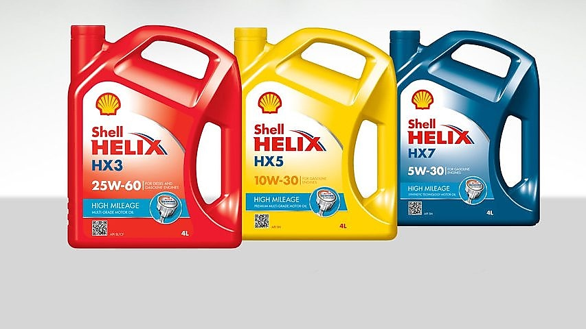 Shell Helix Car Engine Oils | Shell UAE UAE